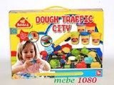 Đất nặn an toàn Dough traffic  city